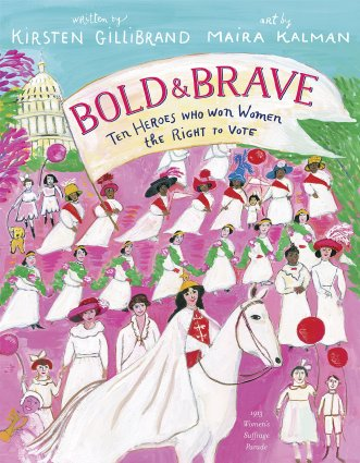 Cover of Bold and Brave by Kirsten Gillibrand