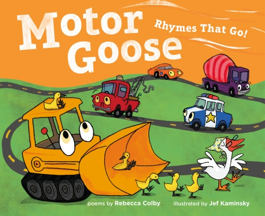 Book Cover of Motor Goose