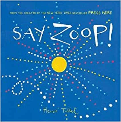 Book Cover of Say Zoop