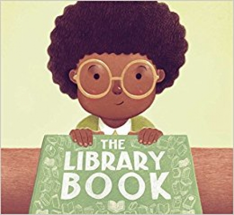 Book Cover of The Library Book