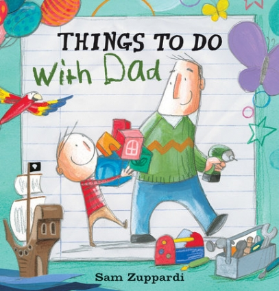 Book Cover of Things to Do with Dad