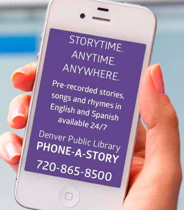 Phone-a-Story Number