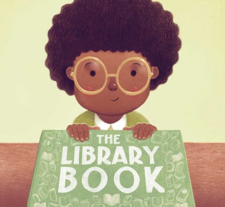 The Library Book by Tom Chapin, cover