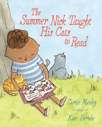 Cover of The Summer Nick Taught His Cats to Read