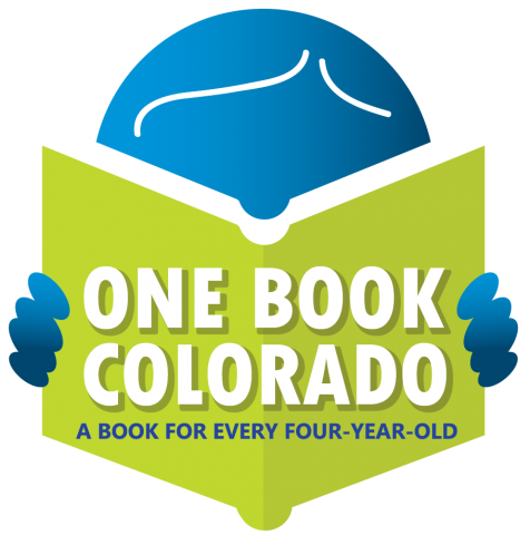 One Book Colorado Logo