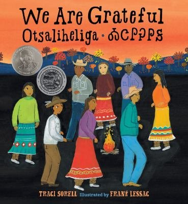 We Are Grateful Cover