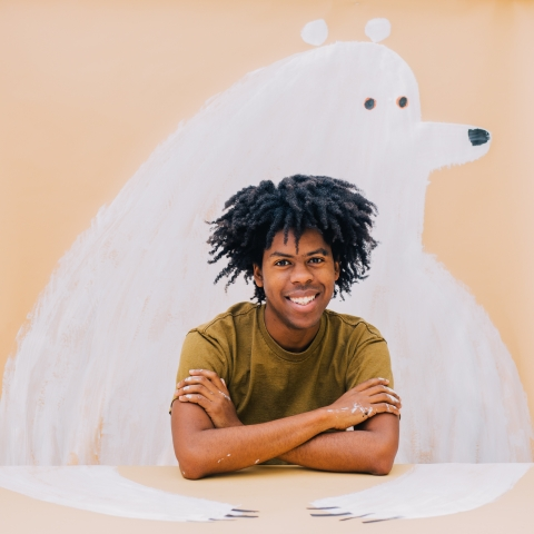 Art and More with Children's Illustrator Christian Robinson