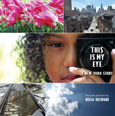 This is my eye: a New York story book cover
