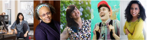 Meet and Make with Children's Authors at the Central Children's Library